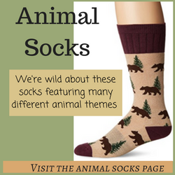 Animal Themed Socks